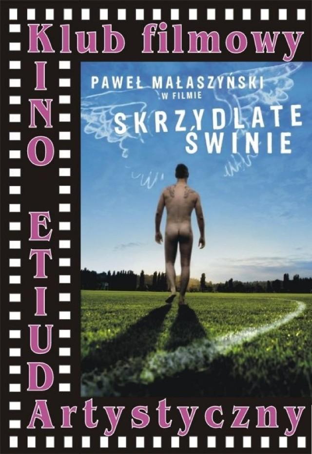 """""""Skrzydlate świnie"""" w Artystycznym Klubie Filmowym w Ostrowcu Świętokrzyskim."""