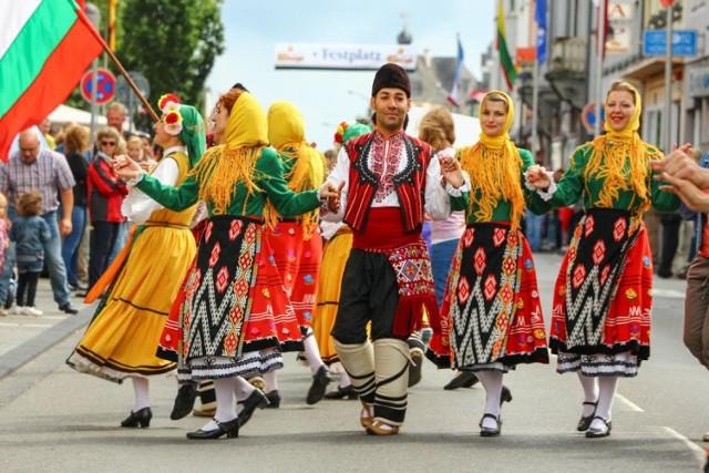 Międzynarodowy Studencki Festiwal Folklorystyczny
