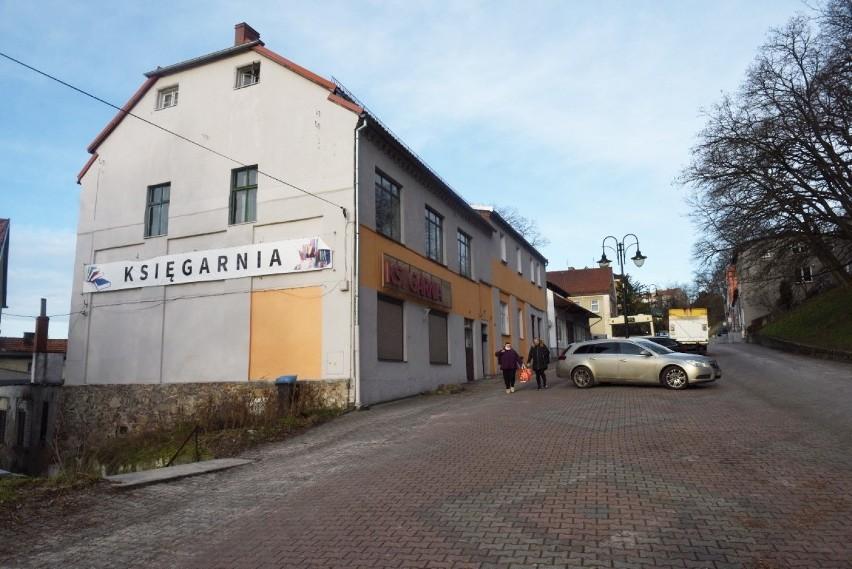 Deptak w Krośnie Odrzańskim kiedyś tętnił życiem, ale teraz...