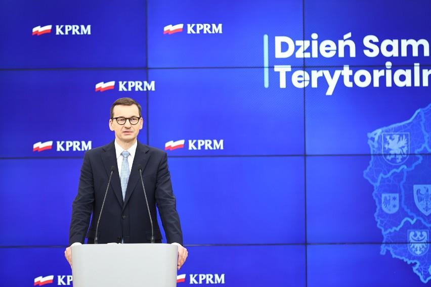 Wójt gminy Kwilcz Stanisław Mannek został odznaczony przez...