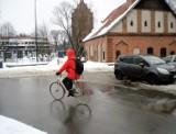 Czyżby przedwiośnie dla rowerzystów w Słupsku? [FELIETON ROWEROWY]