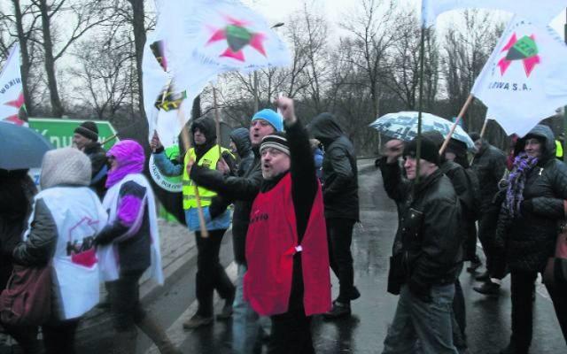 Sfrustrowani górnicy chcą strajkować. Część jedzie do Warszawy na protest przedsiębiorców