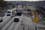 Przebudowa węzła Giszowiec na DK86 w Katowicach. Nowe jezdnie już gotowe. Ale finał przebudowy dopiero w 2022 roku
