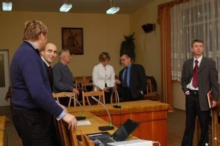 Debata, debata i... po debacie o rozwoju miasta i gminy Brusy. Fot. Maria Sowisło