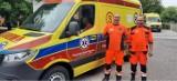 Szpital w Kaliszu wzbogacił się o nowy ambulans. Wkrótce pojawią się kolejne nowe karetki. ZDJĘCIA