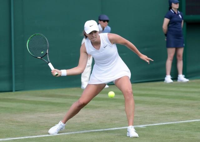 Iga Świątek spotka się z kibicami w połowie lipca podczas turnieju WTA 250 w Gdyni