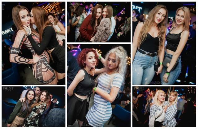 Zobaczcie fotorelację z imprezy, którą zorganizowano w Point Club w czwartek, 7 listopada. Znajdziecie się na zdjęciach?