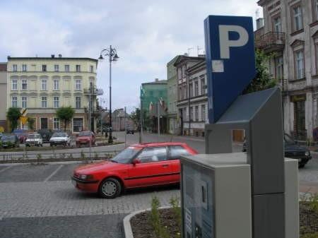 Za postój na placu Jagiellońskim trzeba już płacić.