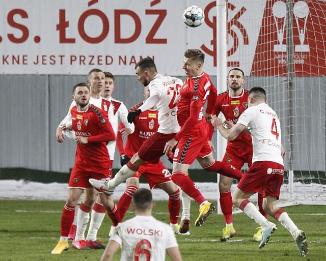 ŁKS Łódź przegrał w Nowym Sączu