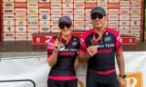 Zawodnicy KS HURTAP z medalami w Mistrzostwach Polski MTB