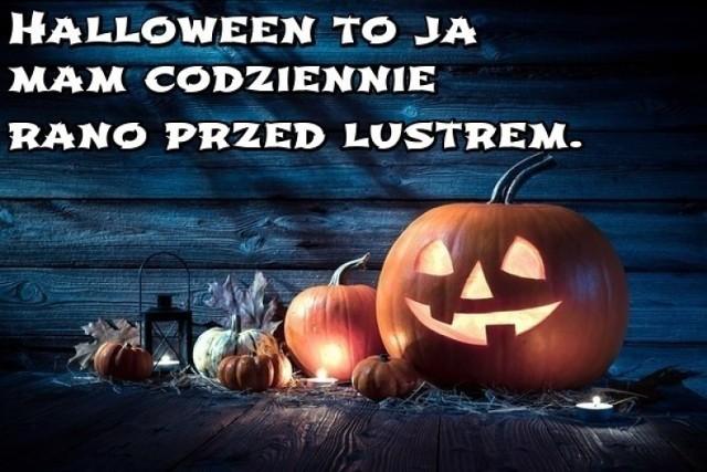 Halloween obchodzone jest 31 października. Halloween 2019 MEMY. Najlepsze śmieszne obrazki na Halloween.