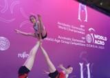 Emilia Wodyk z Chorzowa wystartowała w Mistrzostwach Świata w akrobatyce. 12-letnia gwiazda zajęła z zespołem 8. miejsce