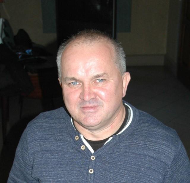 Stanisław Dębosz, organizator zbiórek pomocy materialnej dla Polaków na Litwie