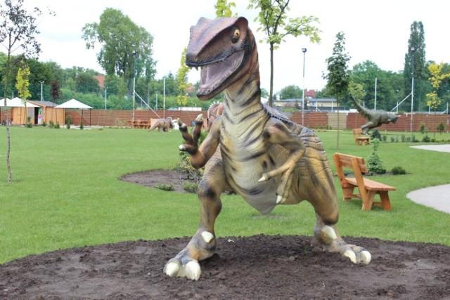 Park Dinozaurów będzie otwarty od soboty 22 marca