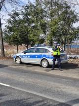 Policyjna akcja prędkość w powiecie świdnickim. 48 wykroczeń w kilka godzin!