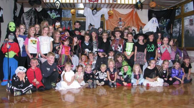 Halloween w Miasteczku Śląskim