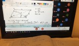 Noc z matematyką. Uczniowie I LO W Chełmie wzięli udział w nocnej nauce matematyki online