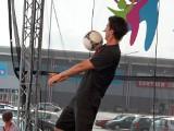 Europa Centralna: Piłką czarował Golonka [ZDJĘCIA]