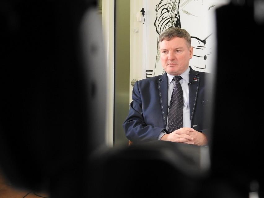 Jarosław Borowski, burmistrz Bielska Podlaskiego - 51,43 proc. poparcia