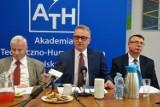 Nowy rektor ATH zdradza plany wobec uczelni