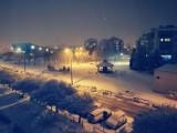 Atak zimy w Kwidzynie! Solidnie popadało w całym regionie. Uważajcie na drogach, IMGW wydał ostrzeżenie