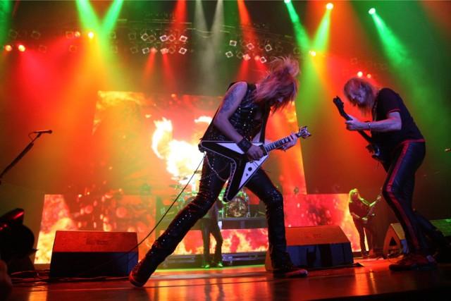 Na łódzkim koncercie Judas Priest
