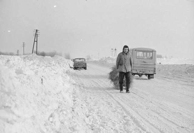 Oto 15 najniższych temperatur odnotowanych w Polsce od początku prowadzenia pomiarów.   Podajemy miejscowość oraz datę dzienną rekordów zimna. Przesuń zdjęcie gestem lub naciśnij strzałkę w prawo.