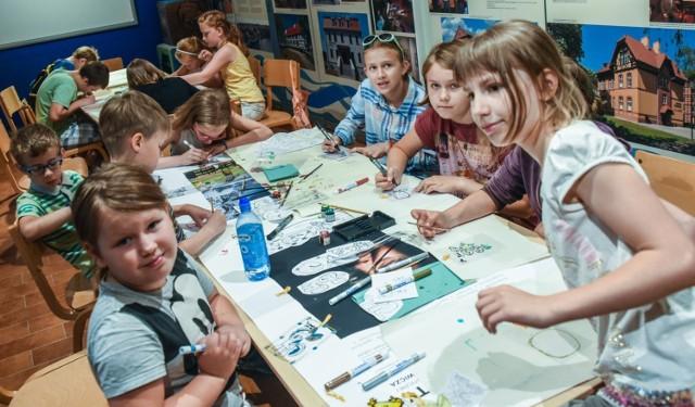 W wakacje propozycje nie tylko dla dzieci i młodzieży ma Muzeum Okręgowe w Bydgoszczy