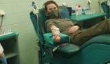 Leśnicy z Nadleśnictwa Kościerzyna oddają krew i osocze. Akcja Lasów Państwowych i Narodowego Centrum Krwi