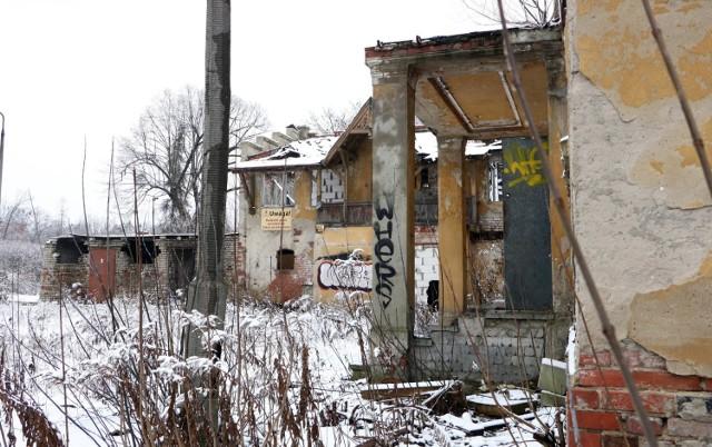 Kiedyś piękna, a dziś zrujnowana kamienica w centrum Grudziądza  - willa Victoriusa - stała się własnością miasta. Jest ambitny plan na zagospodarowanie tego obiektu.