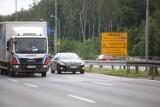Korek na węźle Murckowska na A4 i DK86: Katowice w paraliżu drogowym