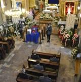 Łososina Dolna. Pogrzeb śp. asp. sztab. Marka Kokota. Żegnała go rodzina, przyjaciele oraz policjanci [ZDJĘCIA]