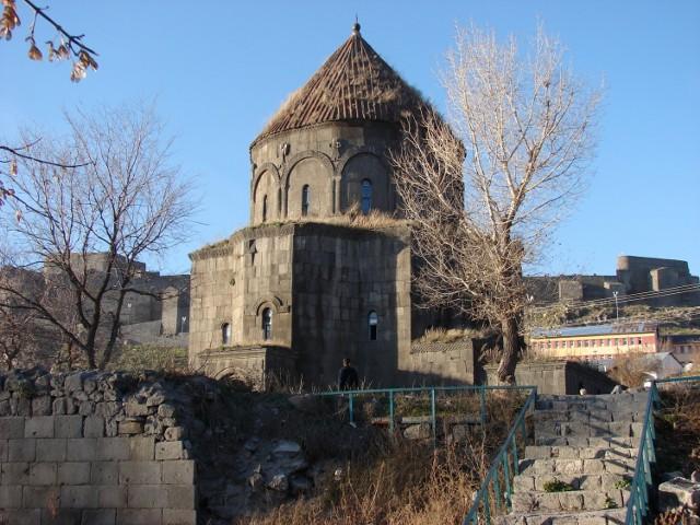 Kościół ormiański w Karsie
