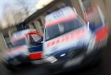 W Sandomierzu wypadek przy wyprzedzaniu. Jedna osoba w szpitalu