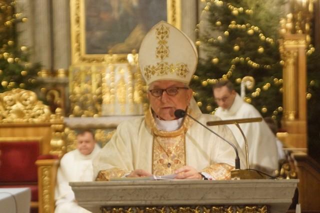 Apel biskupa kaliskiego w związku z zagrożeniem koronawirusem