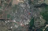 Znane miejsca w Słupsku na Google Earth. Zobaczcie zdjęcia satelitarne!