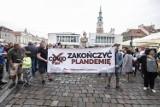 Antycovidowcy znów będą protestować w Poznaniu. Niewierzący w pandemię koronawirusa organizują Marsz o Wolność
