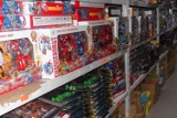 Podrabiane zabawki w Wólce Kosowskiej. Towar wart ponad 2,5 mln zł w rękach służb