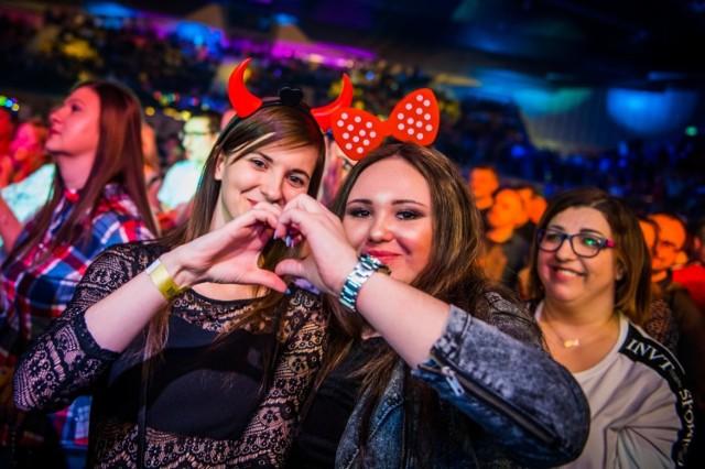 Walentynkowa Gala Disco Mix w Gdyni
