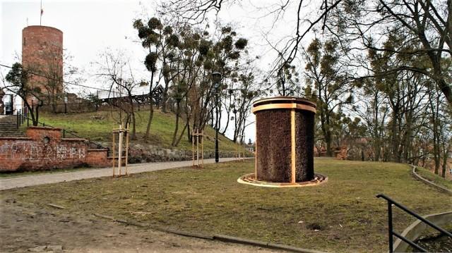 Taką tężnię mającą powstać na Górze Zamkowej - kształtem nawiązującą do wieży Klimek - zaproponował autor pomysłu Rafał Heidek. Jak tężnia będzie rzeczywiście wyglądała i w którym miejscu stanie będzie wymagało uzgodnień z konserwatorem zabytków