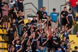 Zawisza Bydgoszcz - Sportis Łochowo. Aż cztery gole oglądali kibice [zdjęcia]