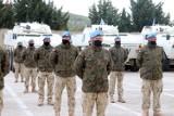12 Brygada Zmechanizowana. Przekazanie zmiany w rejonie misji w Libanie