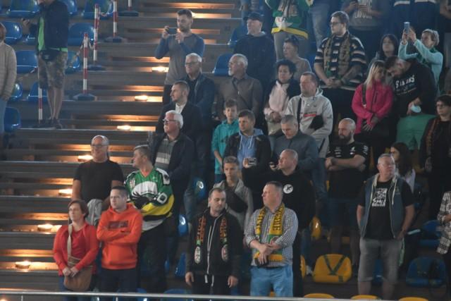 Fanów na Jastorze w meczu Ligi Mistrzów nie zabrakło.