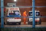 Trzy osoby zmarły w szpitalu na Szwajcarskiej. Wszystkie były zakażone koronawirusem