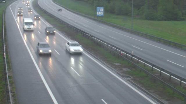 Korek na A4. Duże utrudnienia na autostradowej obwodnicy Krakowa