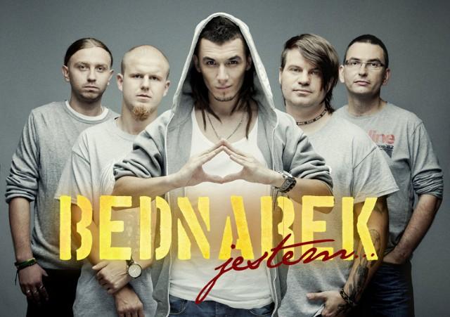 Kamil Bednarek z zespołem