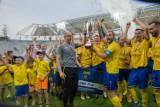 Unia Skierniewice ma Puchar ŁZPN. To już trzeci raz pod rząd ZDJĘCIA