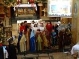 ZSS nr 5 Dąbrowa Górnicza: koncert kolęd i pastorałek w sanktuarium św. Antoniego [FOTO]
