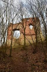 Ruiny zamku w Bochotnicy czekają na rewaloryzację.
