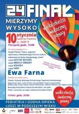 WOŚP 2016 w Legnicy - zagra Ewa Farna